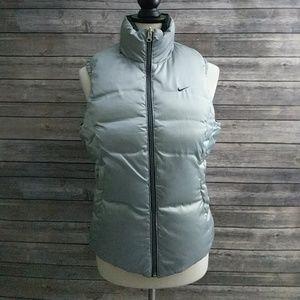 Nike Reversible Puffer Down Vest